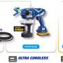 Обзор и технические характеристики окрасочного аппарата Graco Ultra